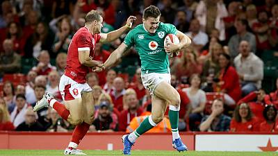 Ireland wreck Gatland's Welsh farewell with 22-17 win