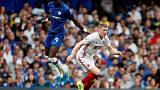 Chelsea waste two-goal lead to draw 2-2 with Sheffield United