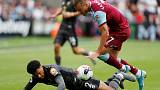 Haller on target again as Hammers beat Norwich