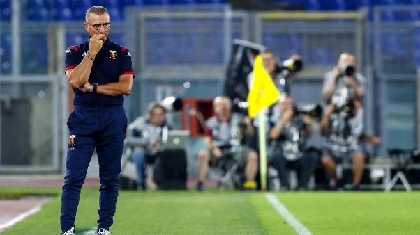 Andreazzoli, voglio Genoa senza remore