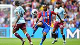 Ayew breaks Palace home drought to see off 10-man Villa