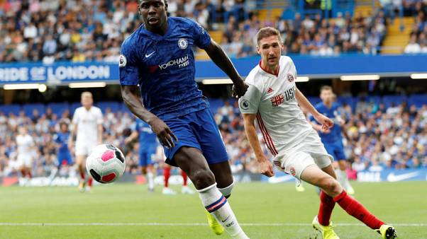 Chelsea's Lampard urges social media action after more racist abuse