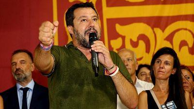 Migranti: Salvini, stop ad Alan Kurdi
