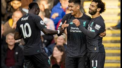 Liverpool vince anche contro Burnley