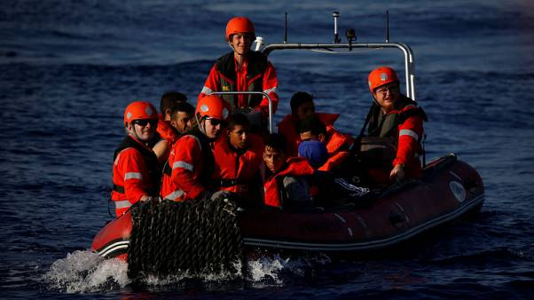 Second rescue boat heading to Lampedusa in potential new stand-off with Rome