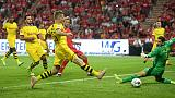 Union shock Dortmund 3-1 for maiden Bundesliga win