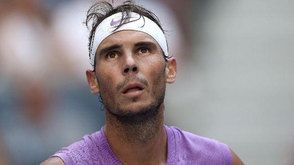 Us Open: 3-0 a Chung, Nadal agli ottavi