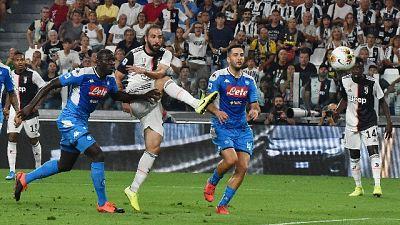 Serie A: Juventus-Napoli 4-3