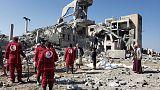 Saudi-led coalition bombs Yemen prison, scores killed