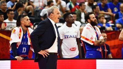 Mondiali basket: Lippi sprona Sacchetti