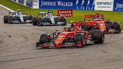 F1: Leclerc trionfa nel Gp del Belgio