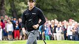 Golf: festa Soderberg all'Omega Masters