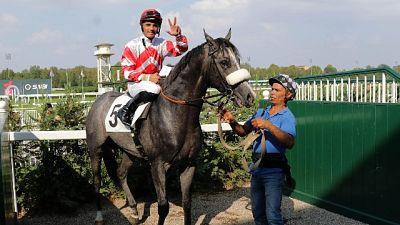 Ippica: Vargiu vince corsa n.3000