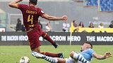 Calcio: Lazio-Roma è derby dei sei legni