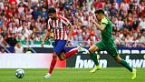 Atletico fight back to sink Eibar for third win