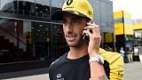 Ricciardo had doubts about racing after Hubert's death