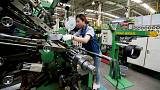 Asian factories lashed by trade wars, slowing demand in August