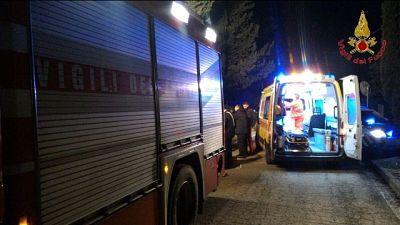 Esplode bombola gas, morto un 69enne