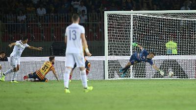 Lecce, due infarti durante la partita