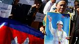 Two years on, Cambodia opposition leader held without trial