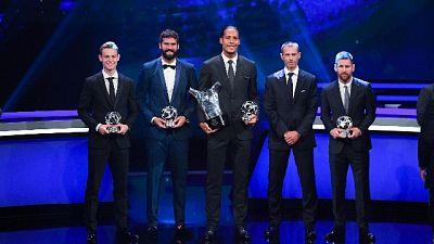Fifa The Best: CR7, Messi o Van Dijk