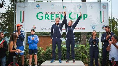 Tiro a volo: Green Cup, è ancora Italia