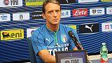 Azzurri: Mancini, squadra già delineata