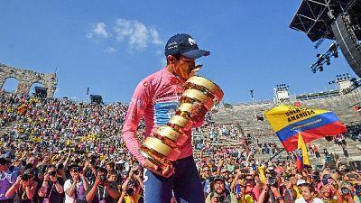 Ciclismo: Carapaz correrà per team Ineos