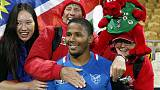 Namibia scrumhalf Jantjies set for fourth World Cup