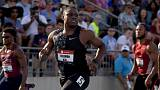 Sprinter Coleman's whereabouts charge withdrawn by USADA