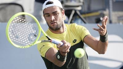 Us Open: Berrettini conquista i quarti