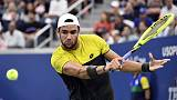 Berrettini beats Rublev to reach to U.S. Open quarter-finals