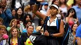 Lesson learned, Osaka moves on after U.S. Open loss