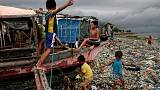 Slave to sachets - How poverty worsens the plastics crisis in the Philippines