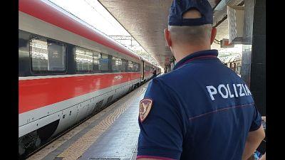 Coppia 'dimentica' bimbo 2 anni su treno