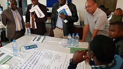 World Health Organization (WHO) conducts an Emergency Medical Teams awareness and Capacity Building Workshop for Zambia