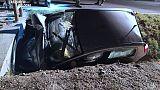 Incidente stradale, morta bimba 4 anni
