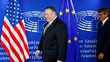 With Trump's blessing, Pompeo sought 'reset' with new EU leaders - envoy