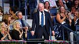 U.S. Open shocks show depth of talent, says Laver