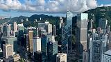Protests, trade war push HK Aug business activity to lowest since Feb 2009 - PMI