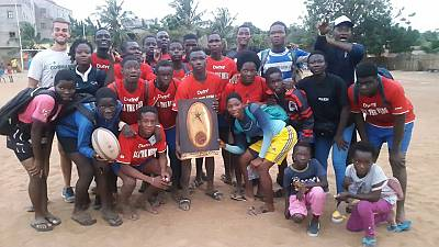 Rugby - Togo: Première édition du tournoi international « Seven » U16