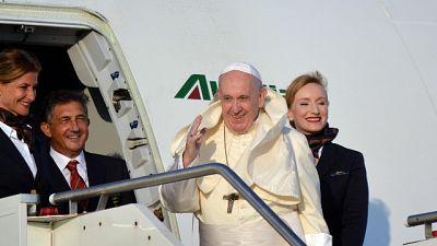 Papa: in Africa, viaggio di pace