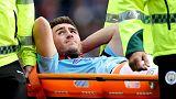 Man City defender Laporte undergoes knee surgery