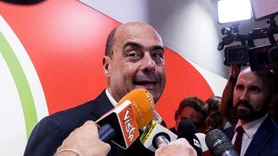 Zingaretti, è tempo di cambiare l'Italia