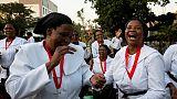 Papa Francesco è arrivato in Mozambico