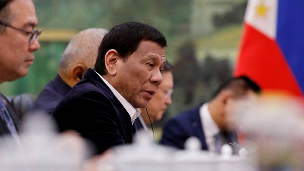 Duterte rejects China's call for Philippines to ban online gambling