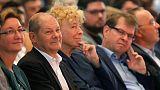 "German Social Democrats start ""speed-dating"" for aspiring leaders"