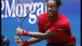 US Open: Berrettini-Monfils al 5/o set