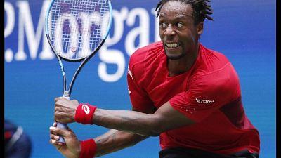 US Open: Berrettini-Monfils al 5/o set