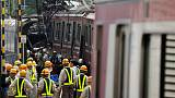 At least 34 injured, one critically, as truck and train collide in Japan